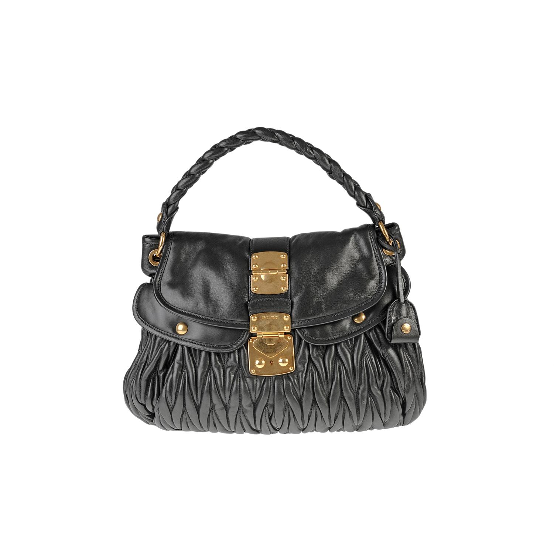 Handbag for rent Miu Miu Coffer Bag