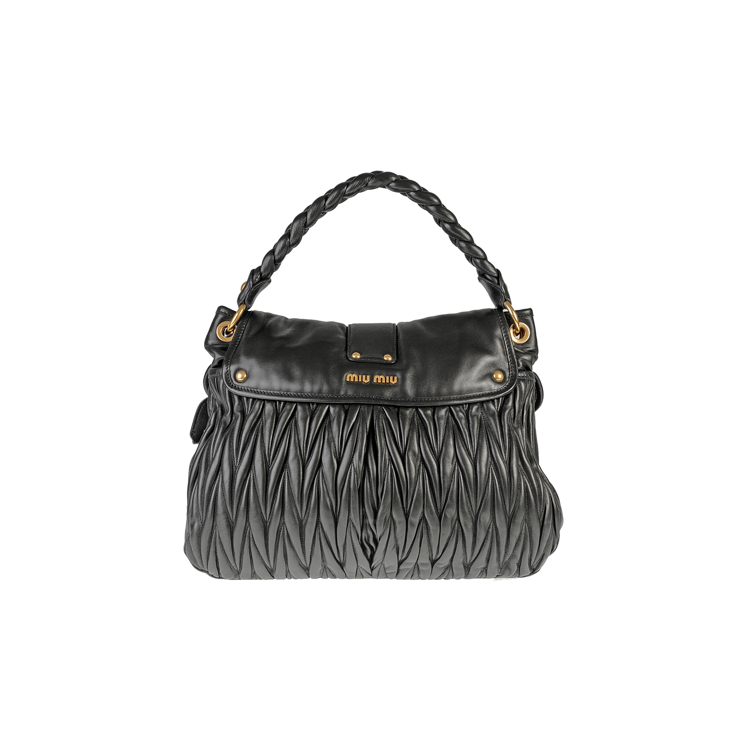 Handbag for rent Miu Miu Coffer Bag