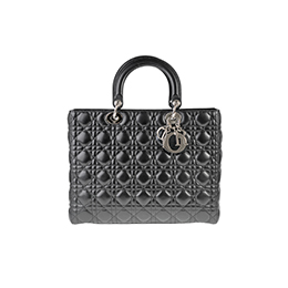 Dior Lady Dior Large Bag