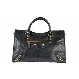 Handbag for rent Balenciaga City 12 Giant Gold