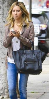 Handbags for rent C¨¦line - Ashley Tisdale - Rent Fashion Bag